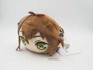 """King of Prism B0806 Mihama Kouji  SEGA nesoberi Plush 7"""" TAG Toy Doll Japan"""
