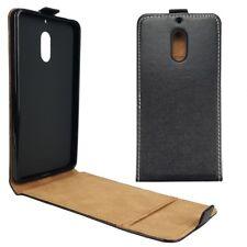 Nokia 6 Flip Case TPU Flexi Slim Fresh Magnet Klapp Etui Bag Handy Tasche Cover