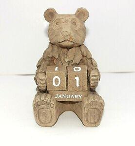 Barnaby Bear Next perpetual calendar  41