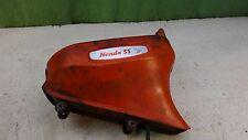 1962-63 C105tc trail 55 H1228~ gas fuel petrol tank w seat mount bracket