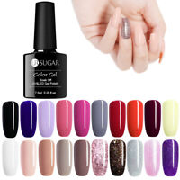 UR SUGAR 7.5ml Nagel Gellack Nail UV Gel Polish Soak Off Nagel Gel UV Nagellack