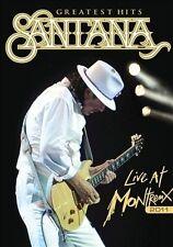 NEW Santana: Live at Montreux 2011 (DVD)