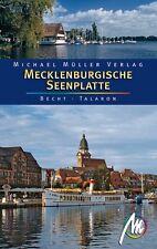 MECKLENBURGISCHE SEENPLATTE Michael Müller 09 Reiseführer Mecklenburg Vorpommern