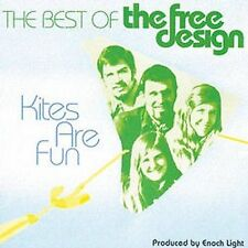 Kites Are Fun: The Best Of The Free Design, New Music