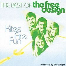 Kites Are Fun: The Best of the Free Design (CD, Jul-1998, Varese) Soft Rock Pop