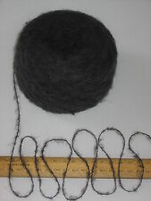 50g BALL CHARCOAL GRIGIO British Maglieria Lana Yarn 4 Ply SOFT spazzolato BIRICHINO Soft