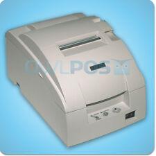 Epson TM-U220B POS Dot Matrix Receipt Printer Impact Ethernet White REFURB M188B