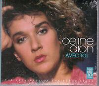 2 CDs DIGIPACK 28T CÉLINE DION AVEC TOI BEST OF 2013 LES PREMIÈRES ANNÉES NEUF