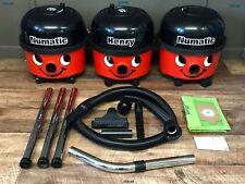 Numatic Henry Single Speed Red Vacuum Cleaner