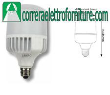 LAMPO CO30WBF LAMPADA LED E27 30W 6400K LUCE FREDDA