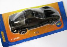 Chevy C5 Corvette 1:64 Scale, Black Die Cast C5 Vette, New on Cut Card by Maisto