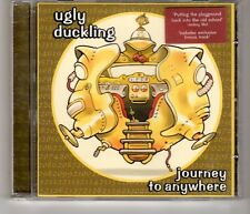 (HH796) Ugly Duckling, Journey To Anywhere - 2001 CD