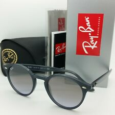 NEW Rayban Sunglasses RB2180 623094 51mm Grey Brown Violet Gradient round 2180