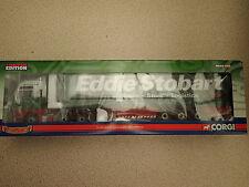 Ltd Edn Corgi 1:50 CC13415 MAN TGA XXL Curtainside Eddie Stobart