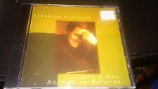 Ayer y Hoy Salmos en Boleros  - Franklin Valverde - CD