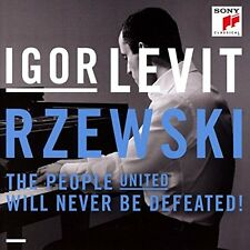 Levit Igor - The People United Will Never Be Defeated  36 Var [CD]