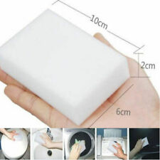Sponges & Scouring Pads 1pc Cleaning Brush Durable Nanometer Pan Pot Tableware Clean Diamond Sand Sponge Magic Kitchen Household Practical With Handle
