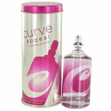 Curve Appeal by Liz Claiborne 2.5 oz EDT Perfume for Women New In Can