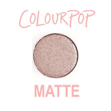 ColourPop Pressed Powder Eye Shadow Pan - SNAKE EYES - Metallic Pale pink taupe