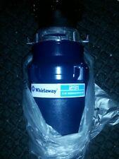 Whirlaway 291 Garbage Disposal, 1/2 Hp