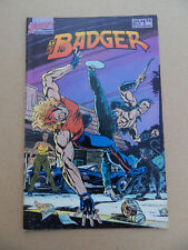 The Badger 9 . First 1986 . FN / VF