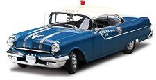 1955 Pontiac Police Car 1:18 SunStar 5046