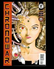 Lot Of 10 Chronowar Dark Horse Comics # 1 2 3 4(2) 5 6 7 8 9 Sci-Fi Manga JF2