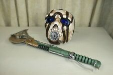 Borderlands 2 Psycho BUZZAXE & MASK Limited Edition Chronicle Collectibles ~ HTF