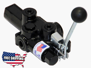 NEW Prince Manufacturing Monoblock Hydraulic Valve RD-2575-T4-ESA1 Double Acting