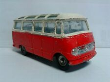 Dinky France 541 Mercedes O319 Bus 1:43 bicolor repainted 1963-71