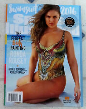 SPORTS ILLUSTRATED 2016 Swimsuit Issue Sexy RONDA ROUSEY Cover VIRTUAL REALITY