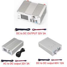 Programmable High-precision Step-down CNC Power supply 32-bit Voltmeter Ammeter