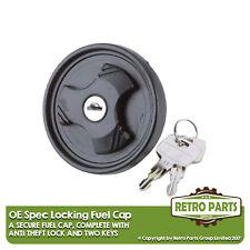 Locking Fuel Cap For Peugeot 205 & GTI 1983 - 1998 EO Fit