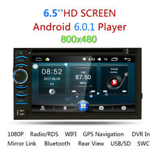 "6.2"" 2-DIN Android GPS Quad Core Bluetooth 3G WIFI Car Autoradio Navi DVD Player"