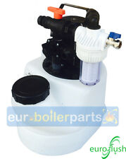 Euroflush 20 mini power flushing descaling machine 240v (NEW) 2bar with Filter