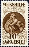 COLONIES SARRE N° 131 NEUF(*)