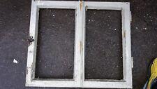 altes Holz Fenster shabby Vintage Doppelfenster Holzfensterca 70 cm x 58 cm B2