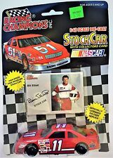 Nascar Lionel Bill Elliott 11 Collectors Card 1:43 Die Cast Car New Original Box