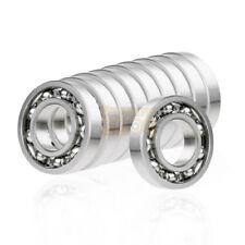 10x 6214-Ball Bearing 70mm x 125mm x 24mm Premium Deep Groove New FREE SHIPPING