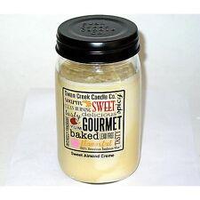 Swan Creek 100% Soy 24 Oz. Jar Candle - Sweet Almond Creme
