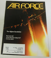 Air Force Magazine The Afghan Escalation June 2009 071614R