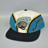 Jacksonville Jaguars NFL Vintage 90's Eastport Adjustable Snapback Cap Hat - NWT