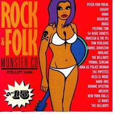 Monster CD Nª. 15 - CD Sampler 2006