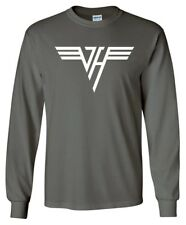 Van Halen LONG SLEEVE T-Shirt - Classic Rock Band