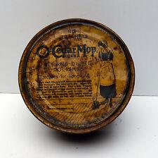 Vintage Tin O Cedar Polish Mop