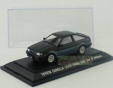 1/43 EBBRO TOYOTA COROLLA LEVIN AE86 1983 Diecast Model /No box