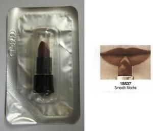 2 x Avon True Colour Supreme Nourishing Lipstick Samples -  Smooth Mocha Brown