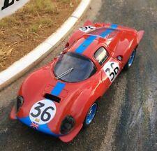 Probuild 1/32 Ranura Classics coche Ferrari Dino Berlinetta 206S #36 1966 Le Mans