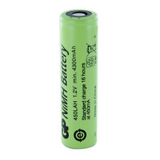 Batteria Ricaricabile Ni-Mh GP450LAH size 18670 1,2V 4500mAh GP BATTERIES
