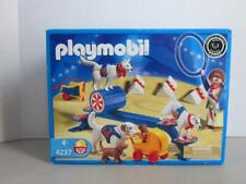 PLAYMOBIL Set #4237 CIRCUS PERFORMING DOG ACT Geobra 2016 NEW in BOX